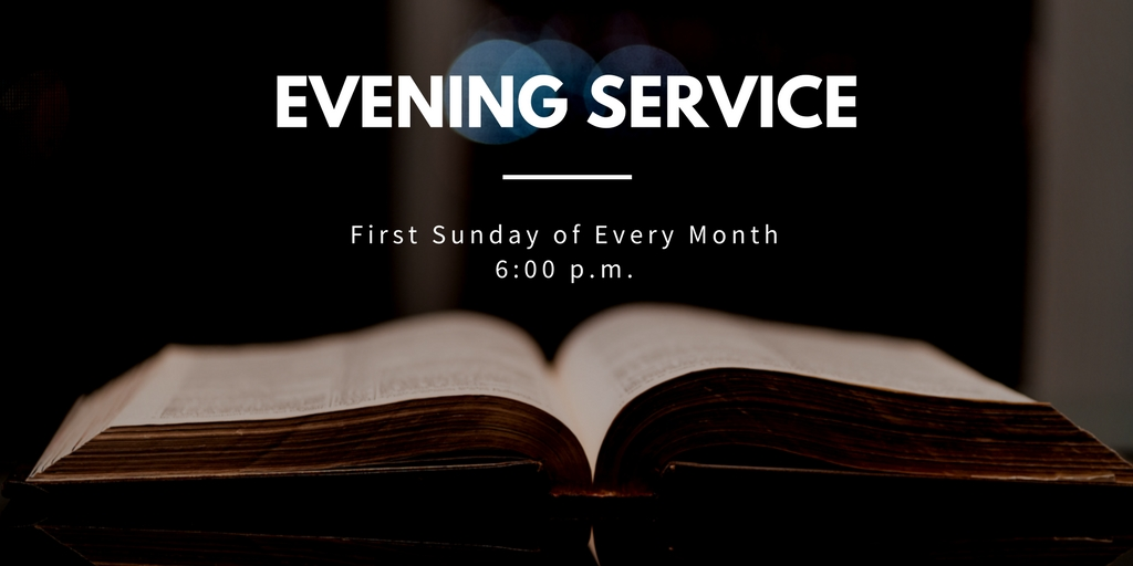 Evening Church Service - Mesa Christian Fellowship